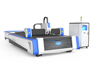 New design metal plates laser cutter
