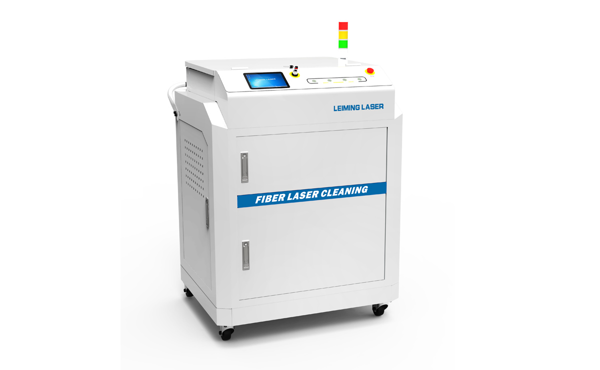High efficient cleaning solution-200W fiber laser cleaning machine
